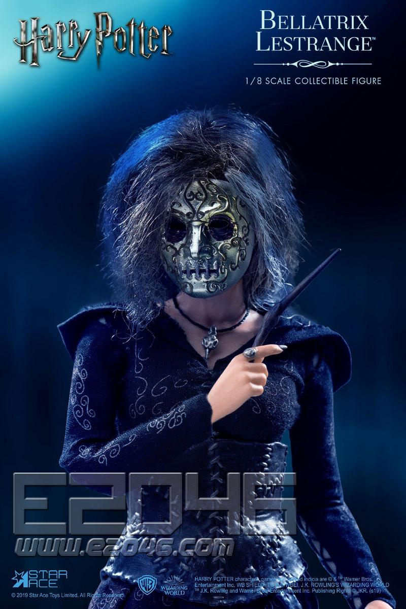 Bellatrix Lestrange Deluxe Edition (DOLL)