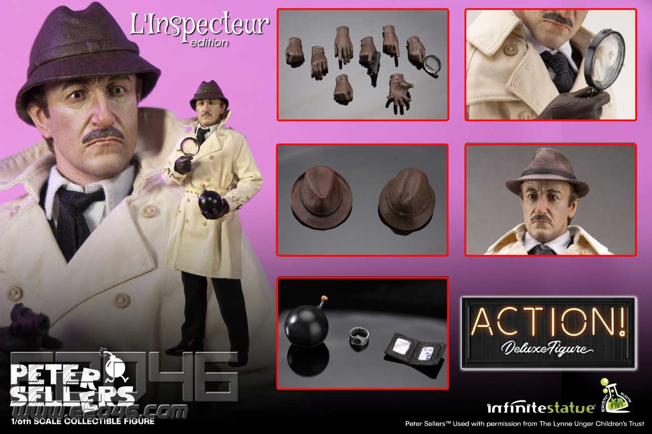 Peter Sellers Inspecteur (DOLL)