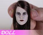 DL0745 1/6 Twilight female head carved B (Doll)
