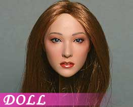 DL1815 1/6 Asian Beauty Head Carving B (DOLL)