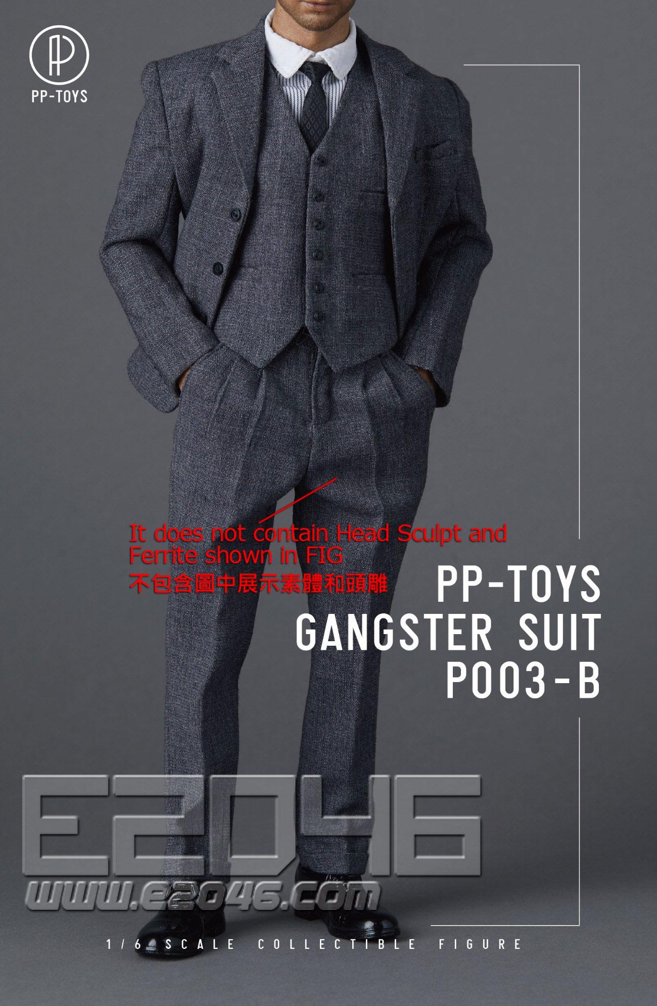British Retro Suit B (DOLL)