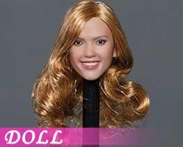 DL3036 1/6 Smiley Face Beauty Head A (DOLL)