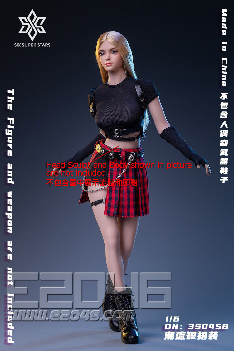 Trendy Short Skirts B (DOLL)