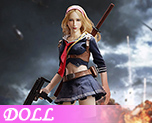 DL1129  Blade Girl (Doll)