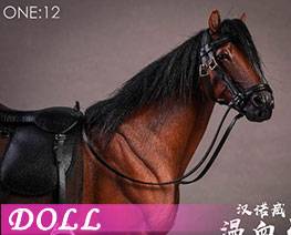 DL1914 1/12 Hanover Warm-blooded Horse B (DOLL)