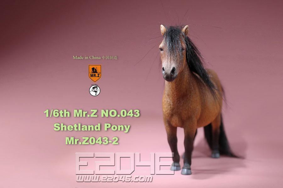Shetland Pony B (DOLL)