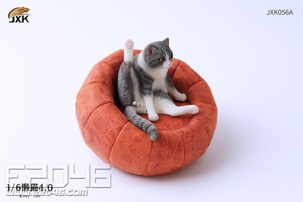 Lazy Cat A (DOLL)