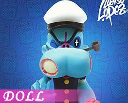 DL2484  Zombie Popeye (DOLL)