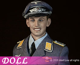 DL3624 1/6 Luftwaffe Fighter Ace (DOLL)