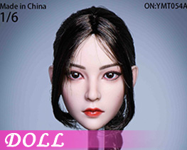 DL4824 1/6 Hair Transplant Female Head A (DOLL)