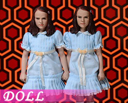 DL4178 1/6 双胞胎 (人偶)
