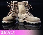 DL0604 1/6 現代軍靴 C (人偶)