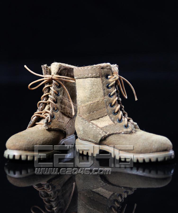 现代军靴 C (人偶)