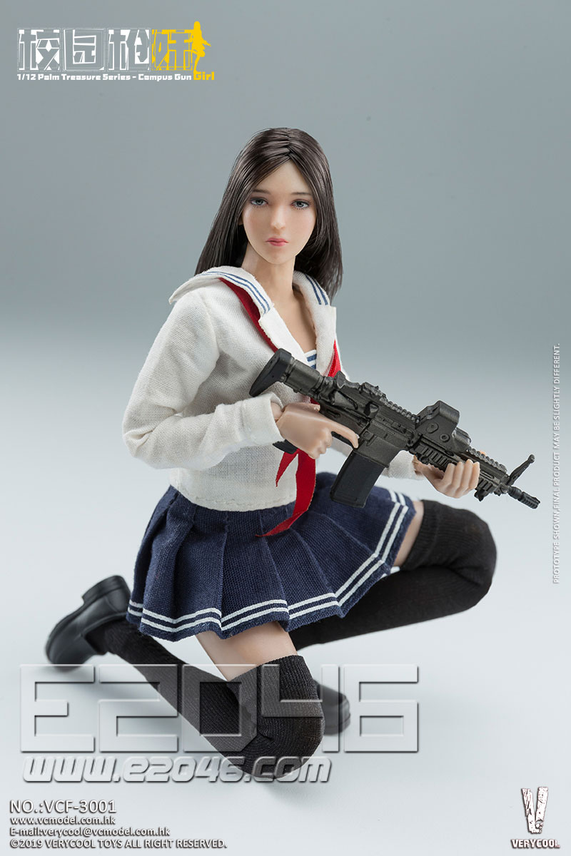 Campus Gun Girl (DOLL)