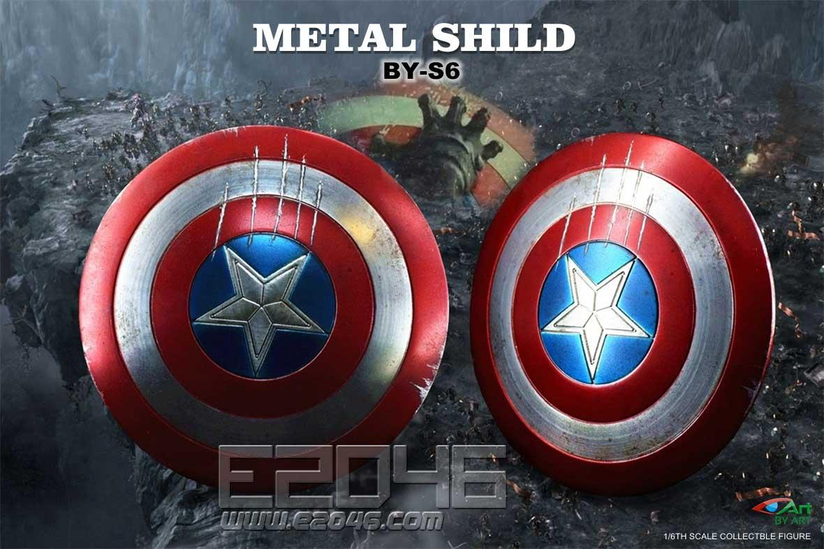 Metal Shield D (DOLL)