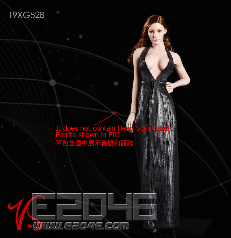 Marilyn Dress B (DOLL)