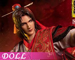 DL2876 1/6 Zhou Yu (DOLL)