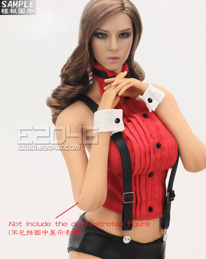 Strap shorts suit C without Body (Doll)