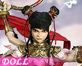 DL4364 1/6 Nezha Deluxe Version (DOLL)
