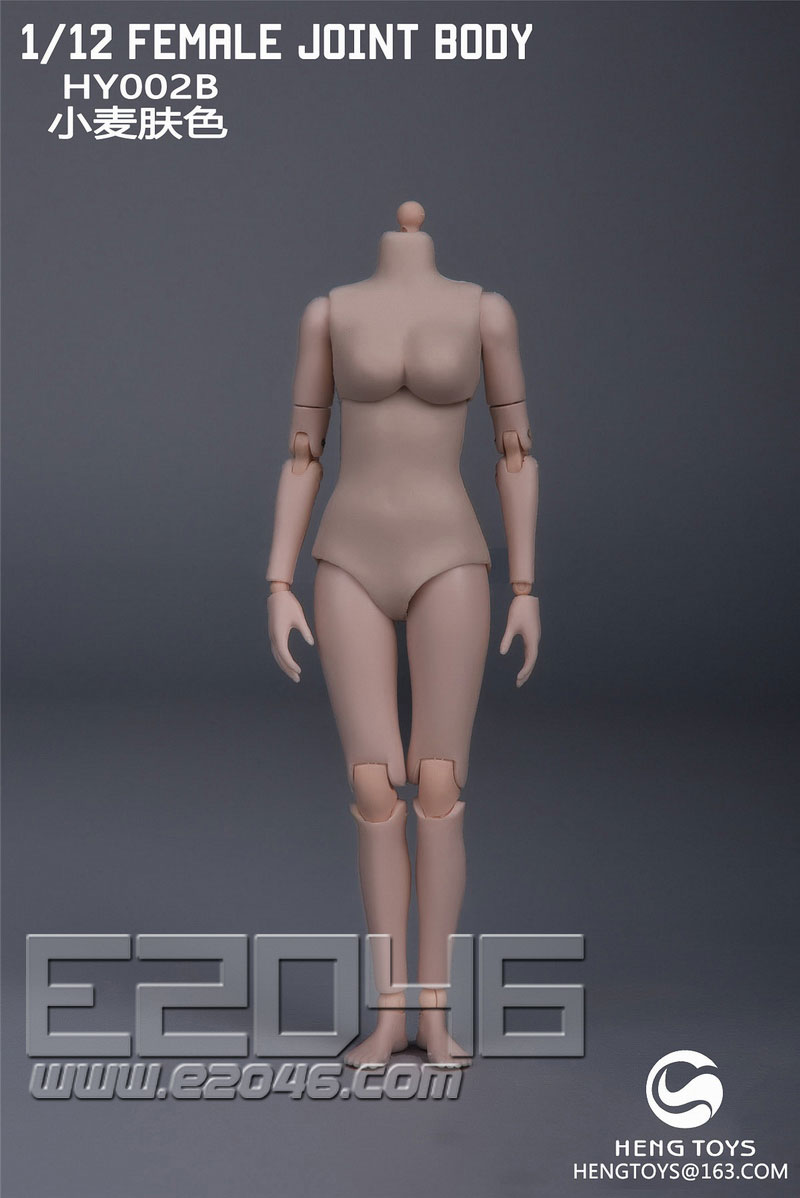 Encapsuiated Feminine Body Wheat Complexion (DOLL)