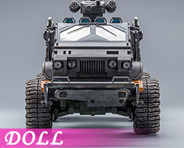 DL2885 1/18 Crazy Reload Suv (DOLL)