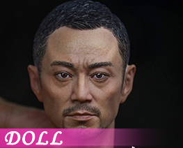 DL4367 1/6 Tough Guy Head Sculpture (DOLL)