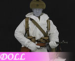 DL0664 1/6 The Soviet soldiers set in winter (Doll)