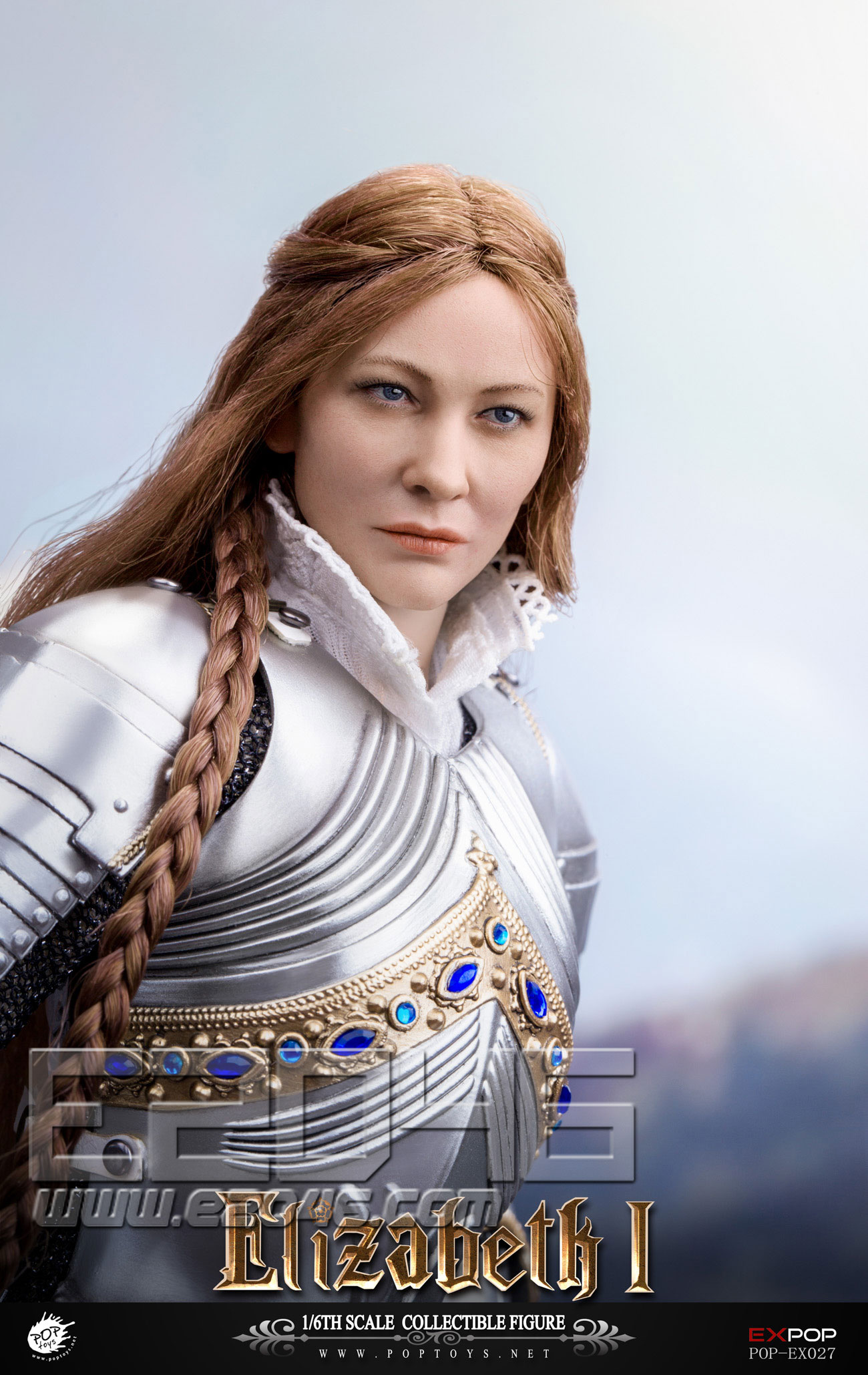 Queen Elizabeth Movie Version (DOLL)