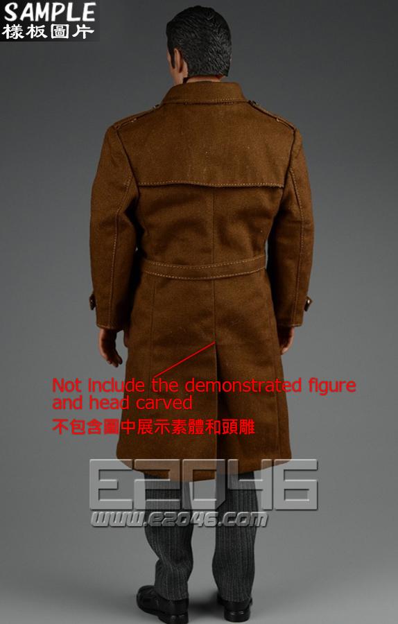Coat Jacket (Doll)