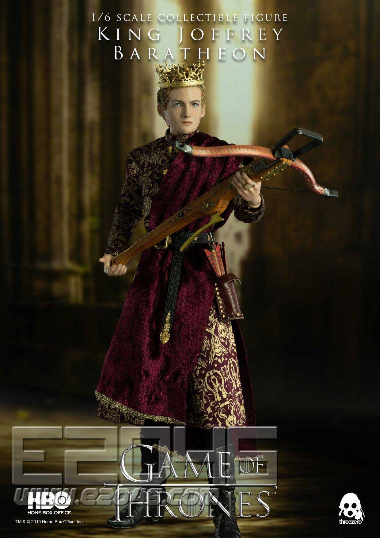 King Joffrey Baratheon General Version (DOLL)
