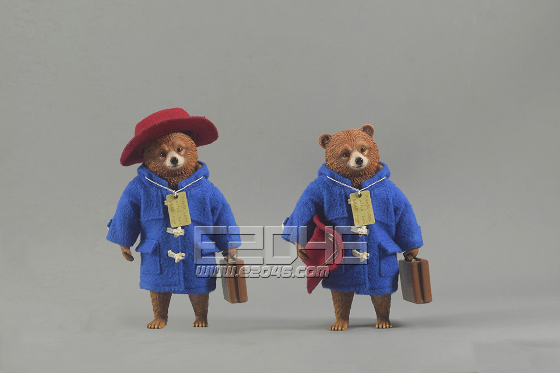 Peruvian bear suit (DOLL)