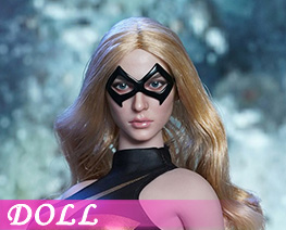 DL4813 1/6 Surprise Supergirl Accessories Costume Set (DOLL)