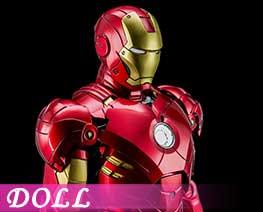 DL2299 1/9 Iron Man MK4 (DOLL)