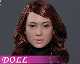 DL3333 1/6 Asian Beauty Head A (DOLL)