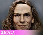 DL1150 1/6 Villain Male Head Carving (Doll)