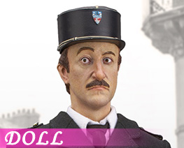 DL4595 1/6 Peter Sellers Policier (DOLL)
