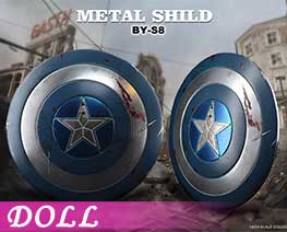 DL3225 1/6 Metal Shield F (DOLL)