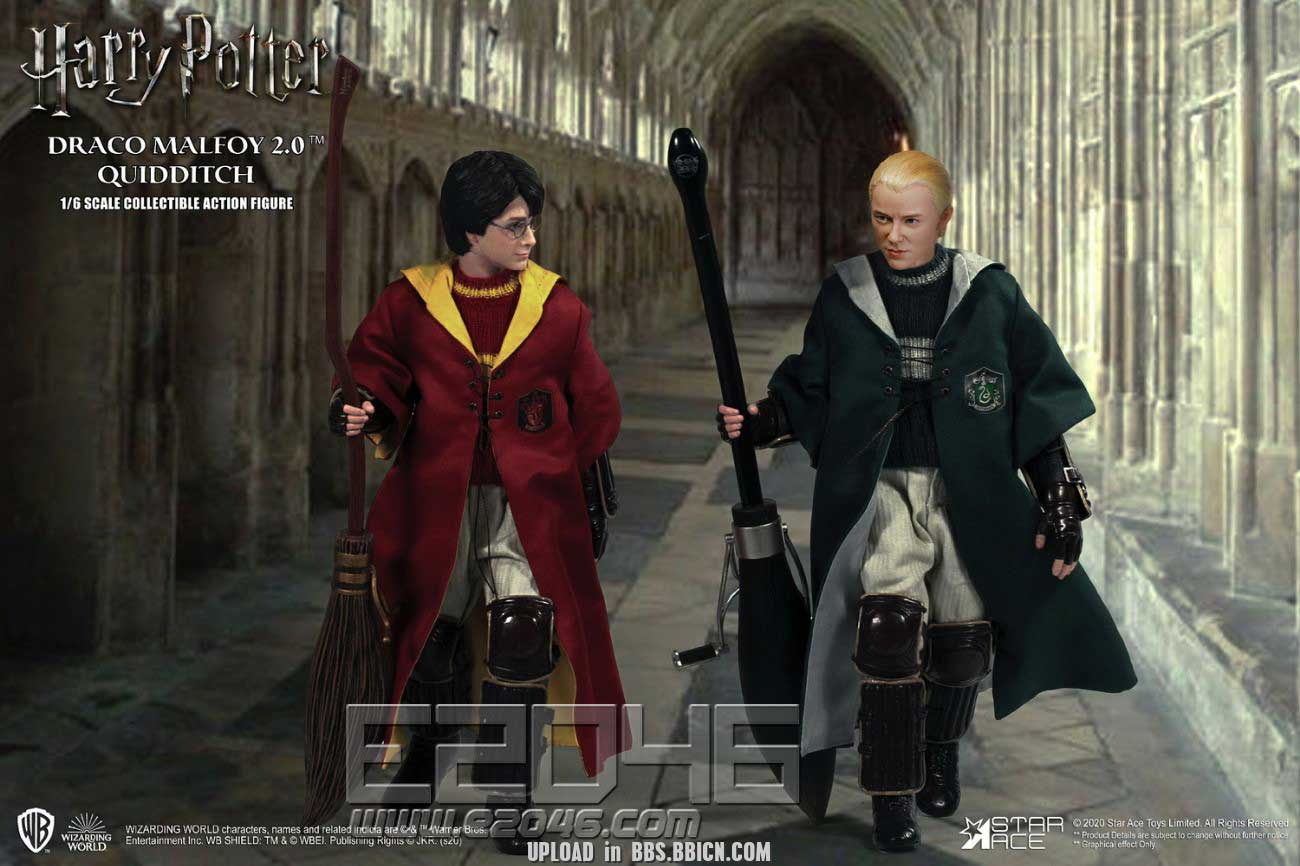 Harry Potter and Malfoy 2.0 (DOLL)