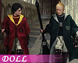 DL3233 1/6 Harry Potter and Malfoy 2.0 (DOLL)