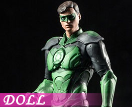 DL2089 1/18 Green Lantern (DOLL)