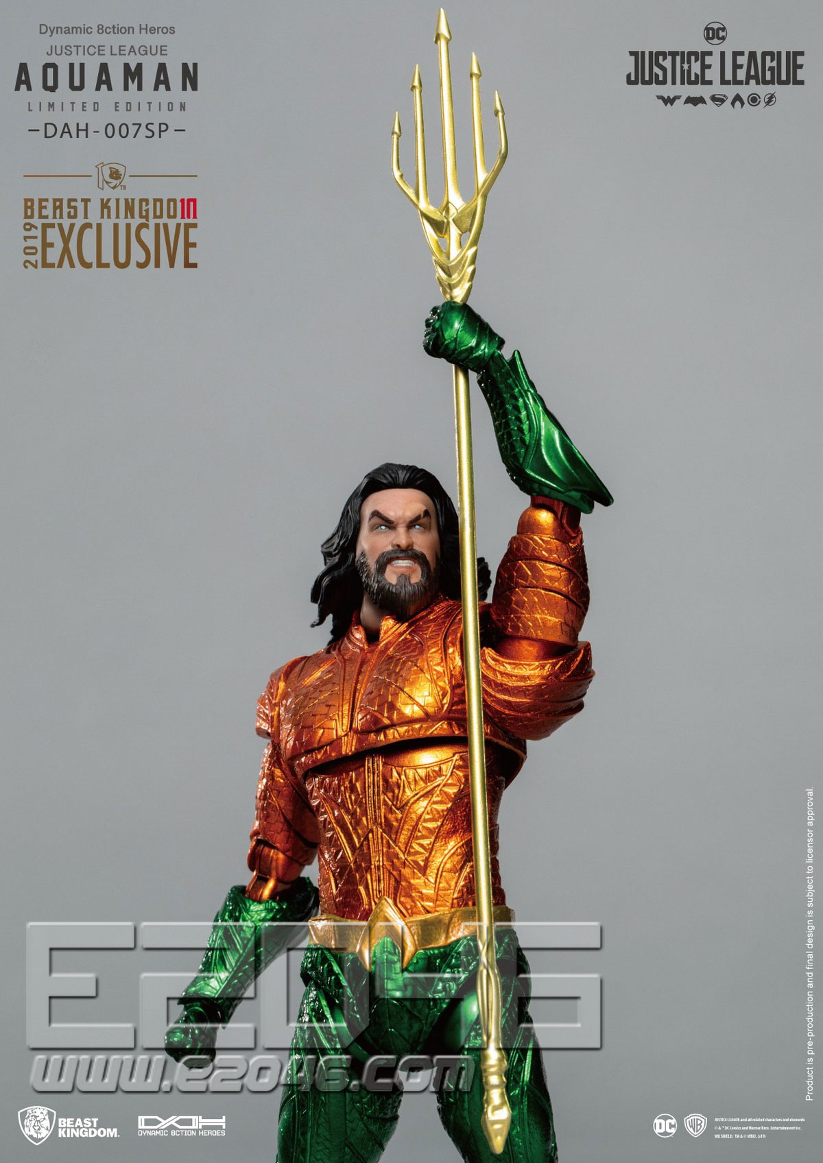 Aquaman Special Edition (DOLL)