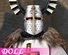 DL4504 1/6 Teutonic Knight (DOLL)