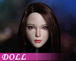 DL4811 1/6 Female Head Sculpture F (DOLL)