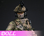 DL1206 1/6 Russian Spetsnaz Fsb Alpha Group B (Doll)