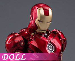 DL3944 1/10 Iron Man MK4 (DOLL)