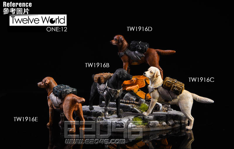 Mechanical dog E (DOLL)