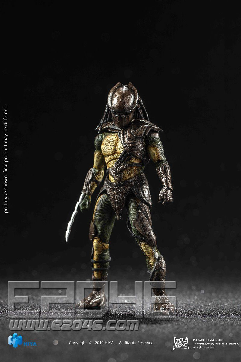 Falconer Predator (DOLL)