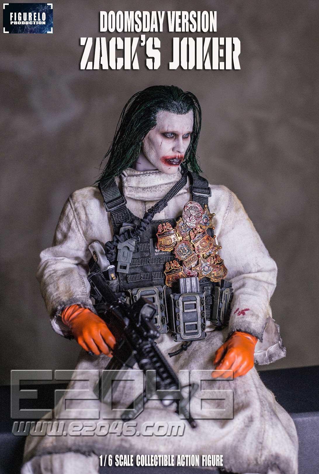 Zack'S Joker (DOLL)