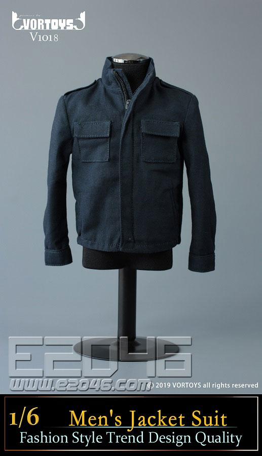 Mens Jacket Suit (DOLL)