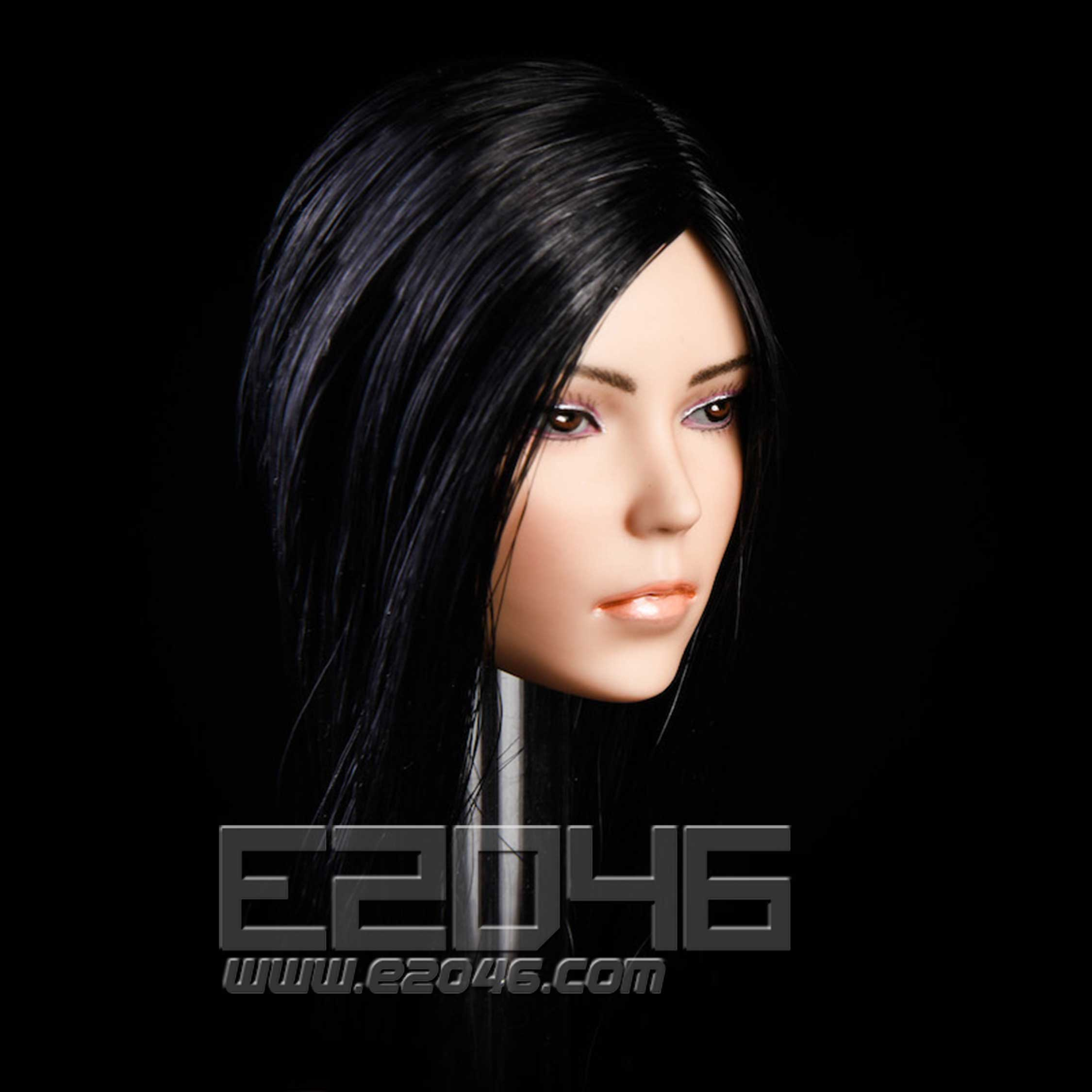 Miscegenation female head B (DOLL)